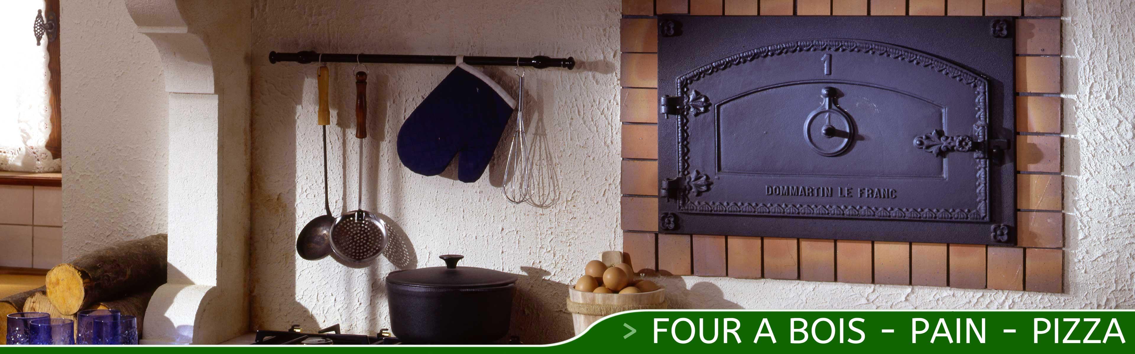 Fontes d 39 art de dommartin for Construire un four a bois exterieur